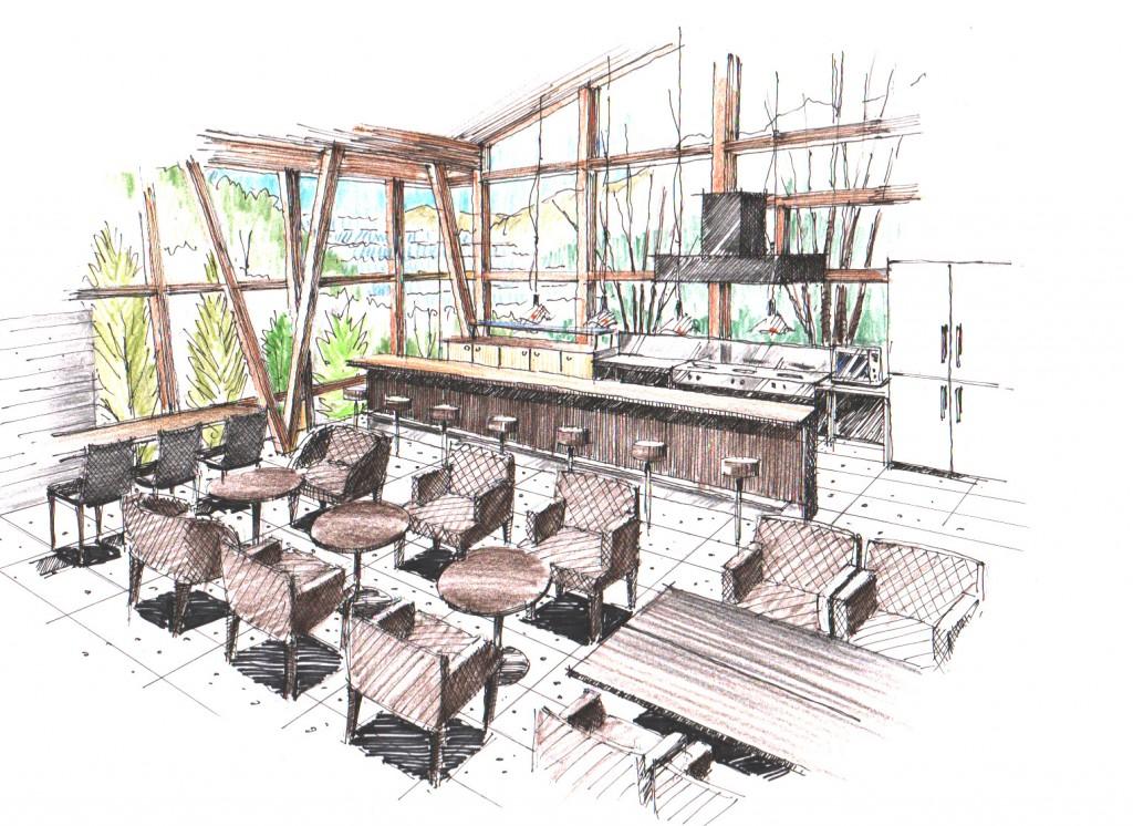 Auberge Tosayama Cafe image