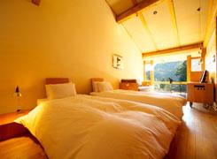 ホテル棟客室一例