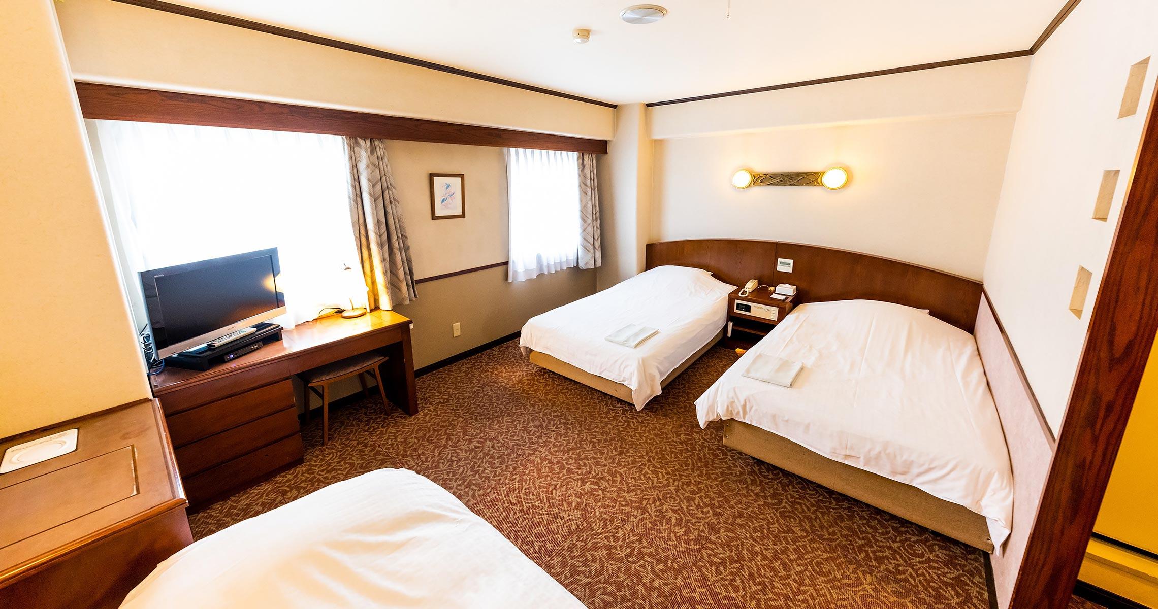 オリエントホテル高知 客室の写真